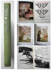 1947 A CHRISTMAS CAROL Charles Dickens ARTHUR RACKHAM illustrations GHOST STORY
