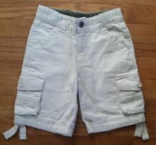 Gymboree  Khaki Cargo Shorts  Boys Size 4
