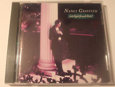 NANCI GRIFFITH LATE NIGHT GRANDE HOTEL  NEW MINT SEALED, CD with Booklet