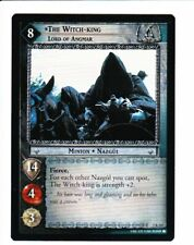 LORD OF THE RINGS CCG FotR  THE WITCHKING LORD OF MORGUL