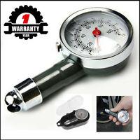Car Motorcycle Auto Tire Pressure Gauge Tyre Air Pressure Tester Dial 0-100 PSI*