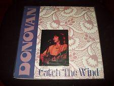 Donovan Catch the Wind LP Record