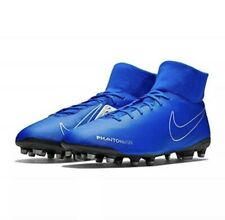 Nike Phantom VSN Club DF FG/MG Football Boot UK Size 8.5 Genuine Blue AJ6959-400