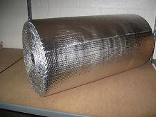 """3/16"""" Double Foil Bubble Insulation Reflective Wrap - 24"""" X 125'"""