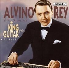 Audio CD: King of the Guitar, Alvino Rey & His Orchestra. Good Cond. . 743625558