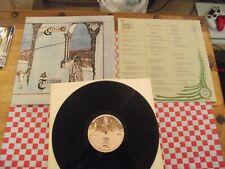 Genesis Trespass lp Progressive rock  mad hatter label