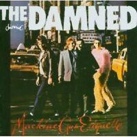 THE DAMNED - MACHINE GUN ETIQUETTE-25TH ANNIVERSARY E  CD NEW!