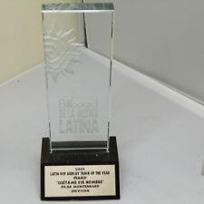 "PREMIOS BILLBOARD DE LA MUSICA LATINA 2003 ""PILAR MONTENEGRO"" (B13/V1)"