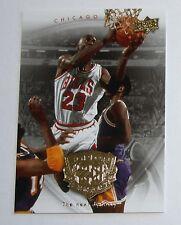 Michael Jordan 2009 Upper Deck GOLD Legacy Next Dynasty Official Basketball card