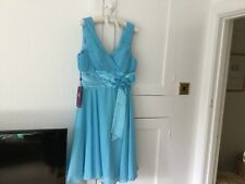 Grace Karin Prom/Party/Cruise Dress Size 12 BNWT Lovely In Blue