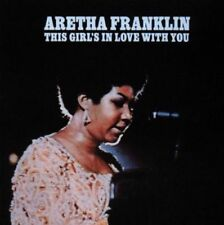 NEW CD Album Aretha Franklin - This Girl's In Love ... (Mini LP Style Card Case)