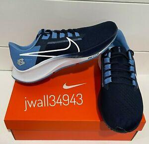 NEW 2021 Nike Men's North Carolina Tar Heels Air Zoom Pegasus 38 Shoe DJ0860-400