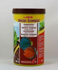 Sera Discus Granulate 1000ml Main Food For Diskus Fish 22,95 €/ L