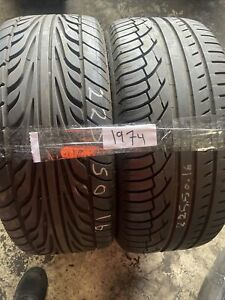 2x 225 50 R16 Infinity +Michelin Used  7/7.5mm (1974 ) Free Fitting Available