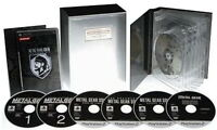 PS2 Metal Gear 20th Anniversary Metal Gear Solid Collection [NTSC-J] Japan