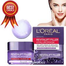 L'Oreal Revitalift Filler Hyaluromask Mask Anti-Ageing Hyaluronic Acid 50ml NIB