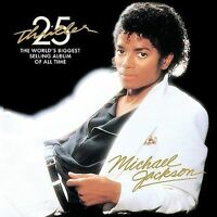MICHAEL JACKSON Thriller 25th Anniversary Edition CD BRAND NEW Bonus Tracks
