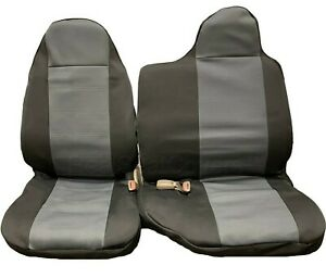 98 - 2001 High Back 60/40 Split Gray/Black Seat Cover for Mazda B-Series A77