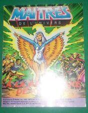 MASTERS OF THE UNIVERSE 1986 MINI COMIC - HE MAN MATTEL FRANCE