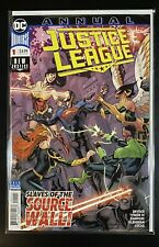 New listing Justice League Annual #1 (2019, Dc Comics) 1st Appearance of Perpetua : Nm