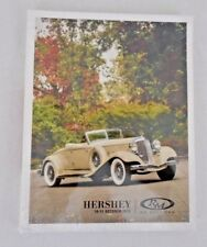 New Sealed RM Auctions October 2013 Hershey Auction Bidders Catalogue