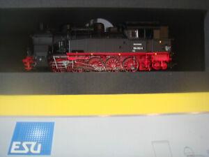 3) ESU H0 31102 Digita = Tenderlok 094 652-5 der DB (Metall/Messing) mit sehr um