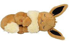 Pokemon Center Original Plush doll Stuffed doll sleeping eevee Japan New kawaii