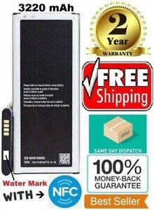 New OEM Original Battery For Samsung Galaxy Note 4 Battery 3220mah EB-BN910