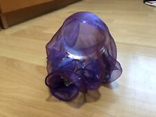 Vintage Crystal Ball, & Stand, Flawless New Age Gothic Mystic Magic Witch Pagan
