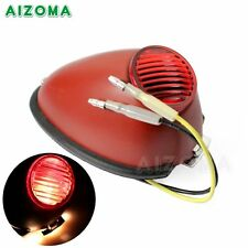 R71 Sidecar Fender Light 12V Red Fit BMW R75/KS750/M72 Zündapp DB DS DBK