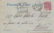 # JESI: TESTATINA- FILANDA R. GRILLI - 1906