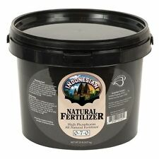 Sunleaves Indonesian Natural Fertilizer 0-7-0, 25 lb - bat guano