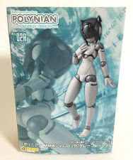 Android Robot Neoanthropinae Polynian - MMM Shamrock Gray Action Figure