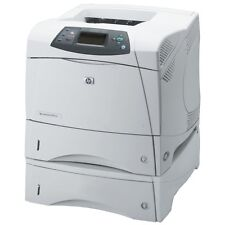 REFURBISHED HP Laserjet 4300DTN Network  Laser Printer 4300N w/ Toner