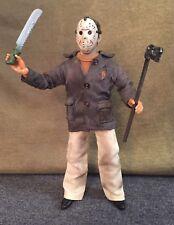"Mego Custom Friday 13th Jason Voorhees 8"" Action Figure"