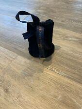 KONSTANTINO SM GATHERED STAND UP STORAGE BAG RIBBON TIE CLOSURE 3 X 3 X 3 3/4