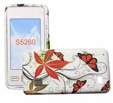 Muggle case in Silicone per Samsung s5260 Star 2 II Butterfly silicone skin guscio