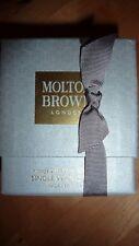 Molton Brown Fiori Di Sambuco Vintage Candela Profumata Barattolo di Vetro NUOVO CON SCATOLA LARGA Ltd RARO!!!