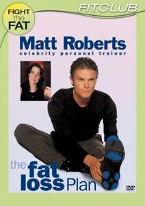 Matt Roberts - The Fat Loss Plan DVD NEW dvd (8284368)