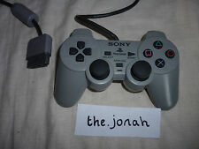 PS1 Official Sony Dual Shock Controller pad  Playstation TESTED + WORKING