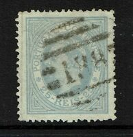 Portugal SC# 53, Used, Hinge Remnant, Some Close Perfs - Lot 073017