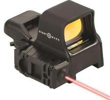 Sightmark Ultra Dual Shot Pro Spec NV Sight QD  w/Laser SM14003