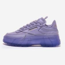 Reebok Cardi B Club C Women's Shoes Sneakers Purple Off White GX7632