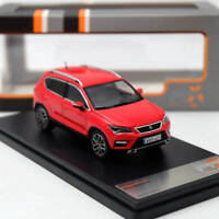1:43 PIXO Premium X Seat Ateca 2016 RD583 Limited Edition Collection Resin Red