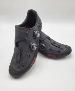 Fizik Infinito R1 Knitted Road Shoe - black knit/black SZIE 46 EU 12 1/4 US