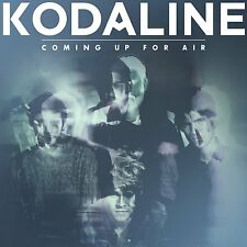 KODALINE - COMING UP FOR AIR: DELUXE EDITION CD ALBUM (February 9th, 2015)