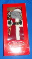 "Black Americana 18"" Santa Figure Doll MIB"
