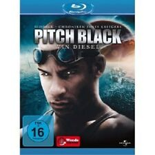 PITCH BLACK - PLANET DER FINSTERNIS - BLU-RAY NEUWARE VIN DIESEL,RHADA MITCHELL