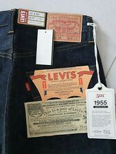 NWT LVC Levi's Vintage Clothing 1955 501 W28L32 Big E Selvedge Made in USA