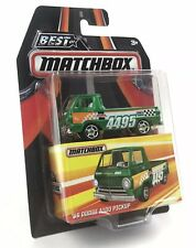 2016 MATCHBOX BEST of MATCHBOX '66 DODGE A100 PICKUP - Series 1 - MB862
